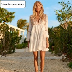 Fashione Shanone - Tunique de plage boho