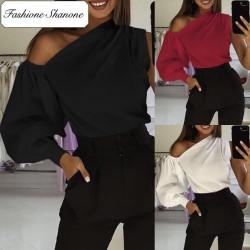 Fashione Shanone - Assymetric blouse