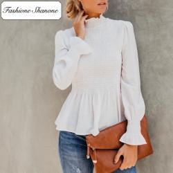 Fashione Shanone - Blouse manches évasées