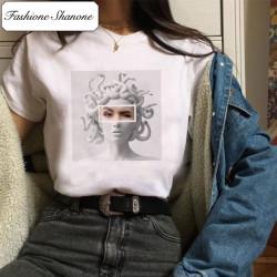 Fashione Shanone - T-shirt art