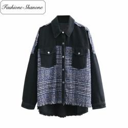 Fashione Shanone - Chemise plaid