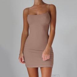 Fashione Shanone | Basic strappy dress