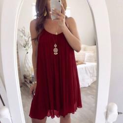 Fashione Shanone | Robe fluide à bretelles