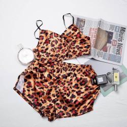 Fashione Shanone | Pyjama crop top et short