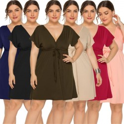 Fashione Shanone | Plus size mini dress