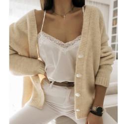 Fashione Shanone | Buttoned cardigan