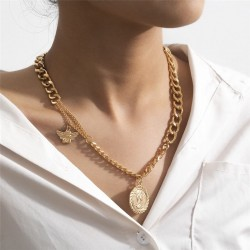 Fashione Shanone | Fancy chain necklace