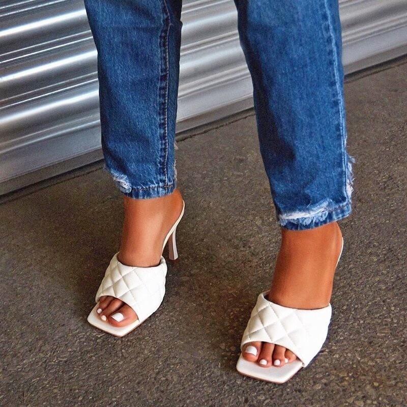 Fashione Shanone | Square toe sandals