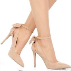 Fashione Shanone | Escarpins avec noeud