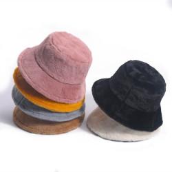 Fashione Shanone | Fur bucket hat