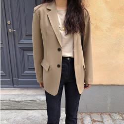 Fashione Shanone | Blazer oversize épaulettes