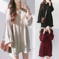 Fashione Shanone | Loose sweater dress