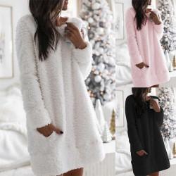 Fashione Shanone | Soft sweater dress