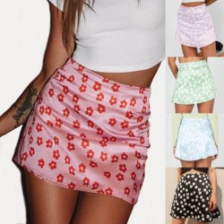Fashione Shanone | Floral short skirt