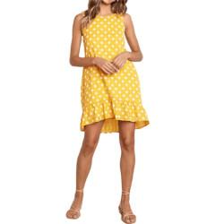 Fashione Shanone | Fluid polka dot dress