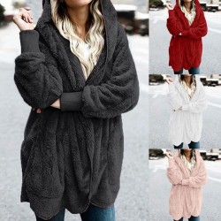 Fashione Shanone | Soft teddy jacket