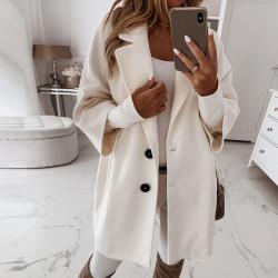 Fashione Shanone | Manteau trench en laine