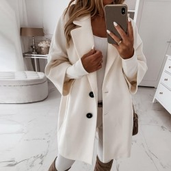 Fashione Shanone | Wool trench coat