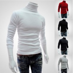 Fashione Shanone | Long sleeves turtleneck T-shirt
