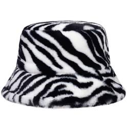 Fashione Shanone | Zebra bucket hat