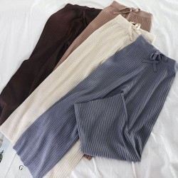 Fashione Shanone | Pantalon en laine large