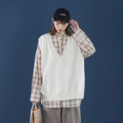 Fashione Shanone | Pull sans manche loose