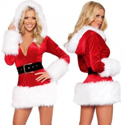 Fashione Shanone | Mother Christmas cosplay dress