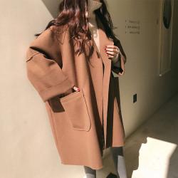 Fashione Shanone | Manteau en laine oversize