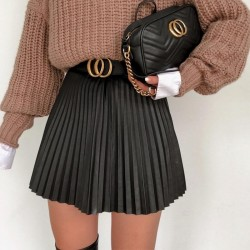 Fashione Shanone | Short pleated skirt