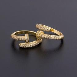 Fashione Shanone | Bague clou en diamant