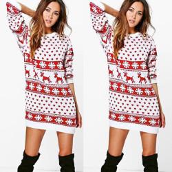 Robe montagnard de Noël