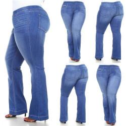 Plus size classic jeans