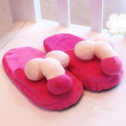 Penis male sex slippers
