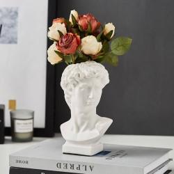 Ancient greek sculpture vase
