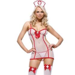 Tenue sexy d'infirmière