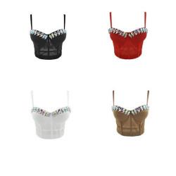Diamond corset