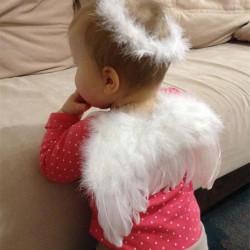 Déguisement ange pour bébé accessoires photographie