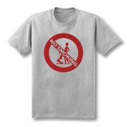 T-shirt interdit de pie interdit de fellation