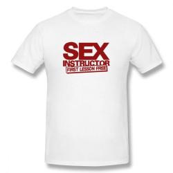 SEX INSTRUCTOR T-shirt