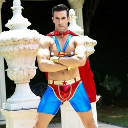 Costume sexy superman