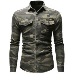 Men's military shirt