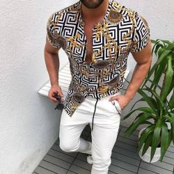 Vintage short sleeves shirt