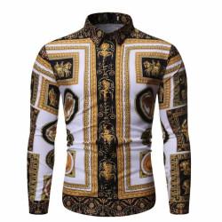 Men's baroque shirt