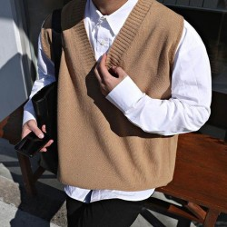 Men's sweater vest