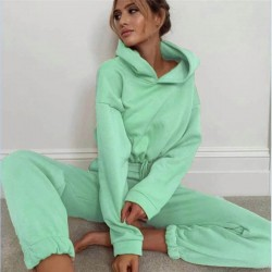 Green lounge set