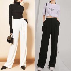 Wide high waist pants