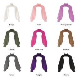 Long sleeves turtleneck sweater