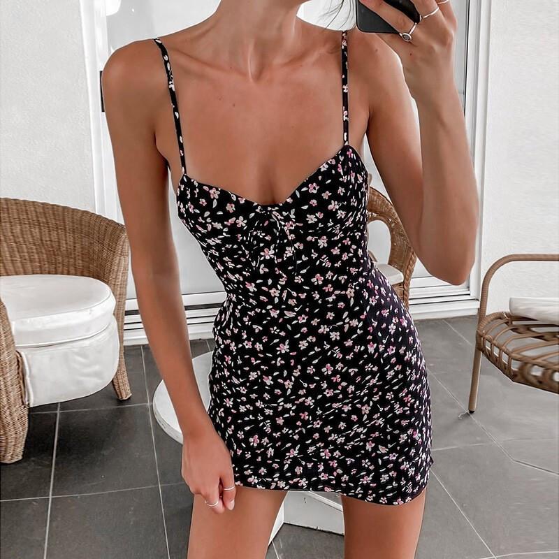 Robe d'été fleurie