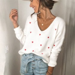 Small hearts sweater