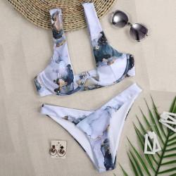 Bikini décolleté